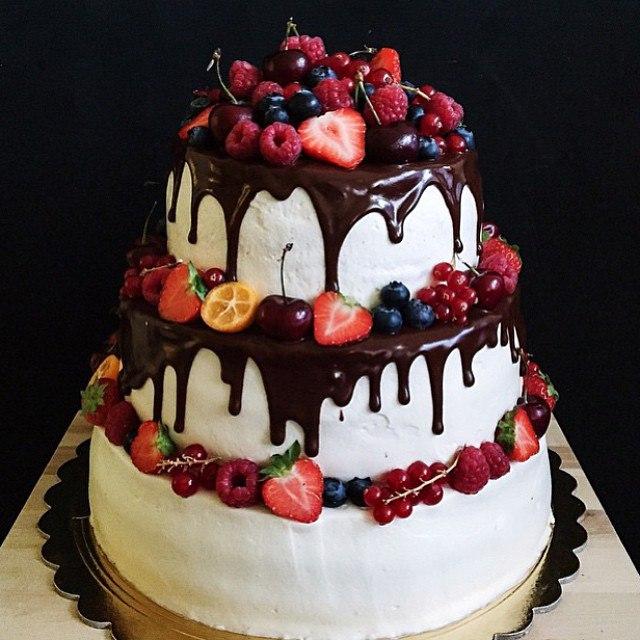 Самые большие и красивые торты
