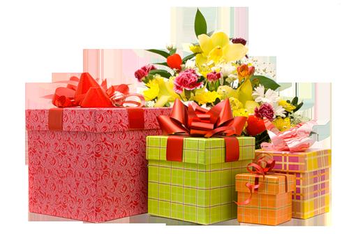 Поздравления с днем рождения фото подарки
